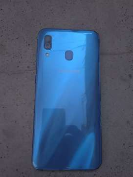 Samsung is a30good condition  bet money propalam