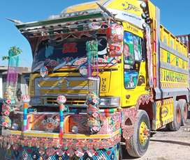 I selling big truck in pakistan