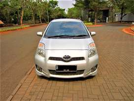 Toyota YARIS E AT 2013, Upgrade TRD, Km 53 Rb, Tgn 1, Serv Rec TOYOTA