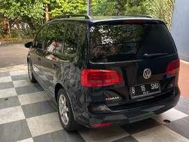 Pemakaian 2016 VW TOURAN 1,4TSI AT - LANGKA