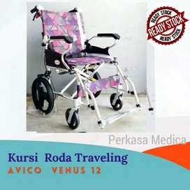 Kursi roda Venus travelling