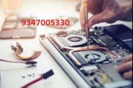 laptops and desktops servicing done here