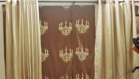 Curtains with blinds for sale
