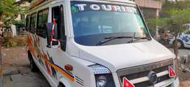 Force Tempo Traveller 17 Seater Half PKN