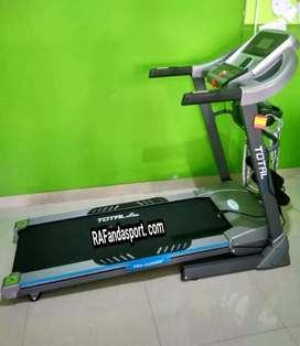 Treadmill Elektrik 3 Fungsi Mesin 2Hp Otomatic Incline