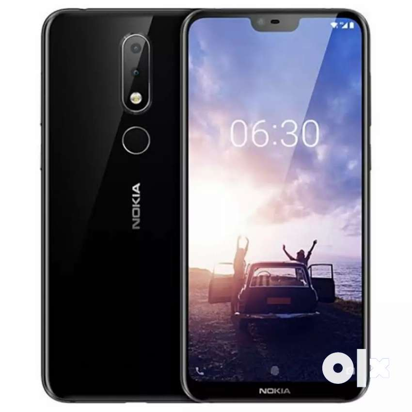 Nokia 6.1 plus 4/64 6th mnth old 0