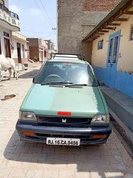 Maruti Suzuki 800 1999 Petrol 40000 Km Driver