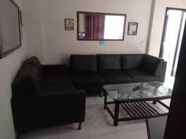 DHA phase 8 ex park view fully furnished apartment (short & long term)