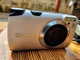 Sale for Cannon Cemara 16 Mega Pixels with 5X optical Zoom