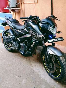 Pulsar NS 200 abs very  good condition