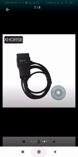 Xhorse HDS Cable OBD2 Diagnostic Cable For H-ONDA V2.018 HDS Cable f
