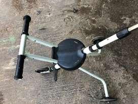 Stroller tricycle lipat roda 3