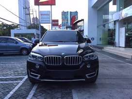 BMW X5 Xline 35i NIK 2017 Black Sapphire On Cinnamon Brown