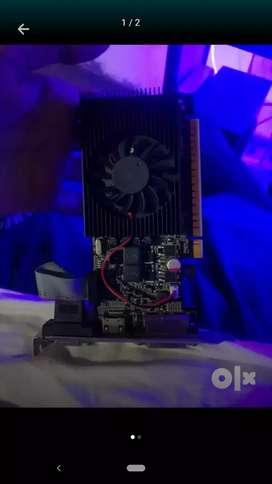 Nvidia nextron4gb ram graphic card