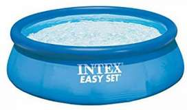 Intex 28110 (size:8ft/30inc) round easyset swimming pool for summer.