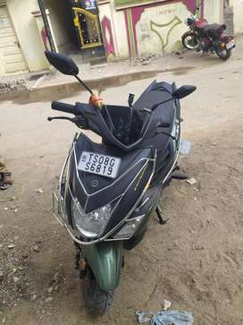 New bike yamaha ray zr