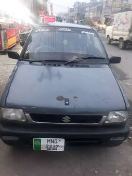 Suzuki mehran and very good condition CNG and petrol