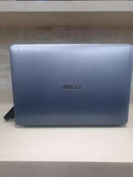 Laptop bekas asus x441sa - dualcore