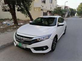 Honda Civic 1.8 For Sale in total Genuine Condition