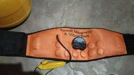 Sweat magnetic & vibra belt