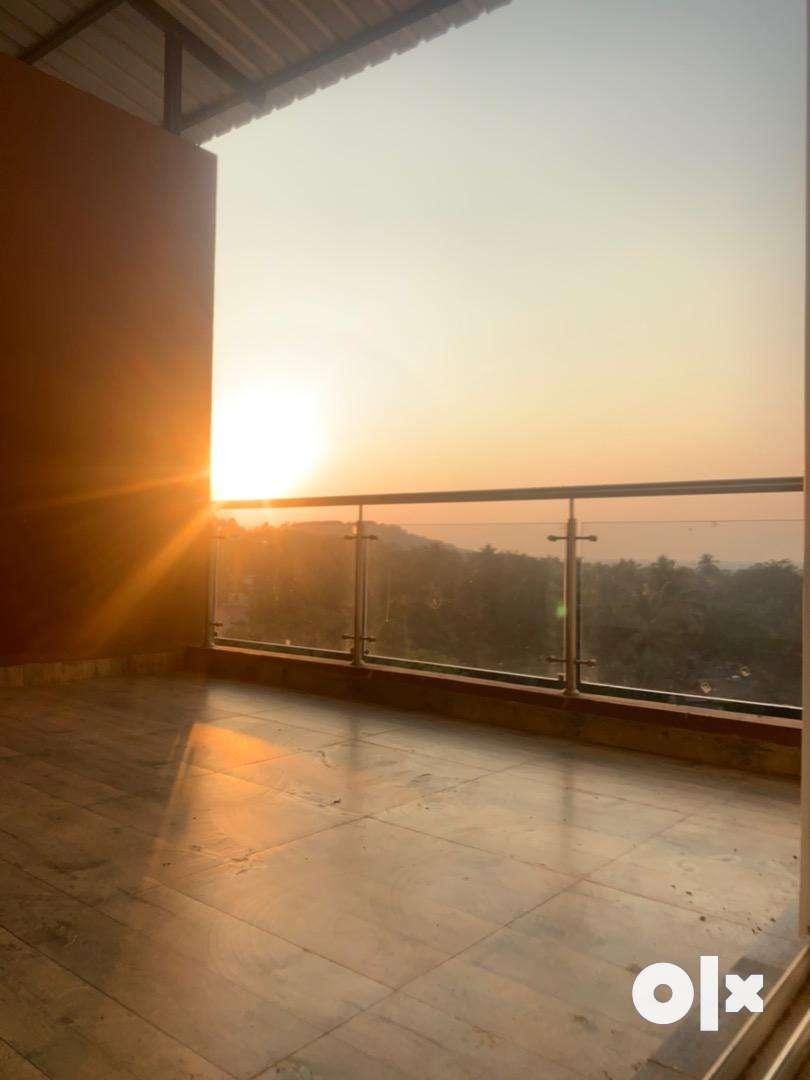 New 2 Bhk in Margao( Vidyanagar/ Gogol) with View. 0