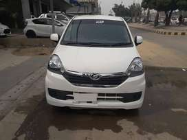 Daihatsu Mira 2015 On Easy Monthly Installment
