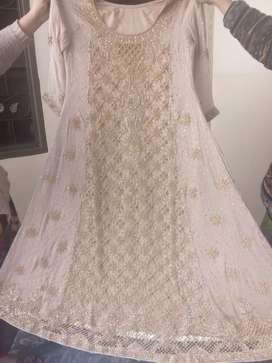 Wedding walima maxi 10/10 use only one time