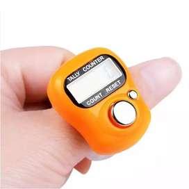 Tasbih Digital Mini (Orange)