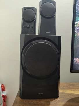 Samsung Sound System with Woofer