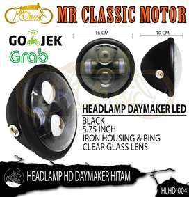 headlamp daymaker LED pesek