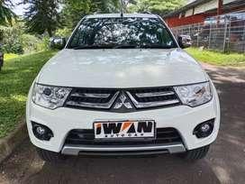 2013 Mitsubishi Pajero Sport Exceed 2.5 Autometic Diesel