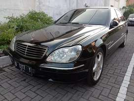 Mercedes-Benz S Clas 320 Th 2002 Istw