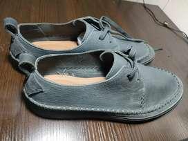 Clarks shoe / sepatu kulit clarks (ori)