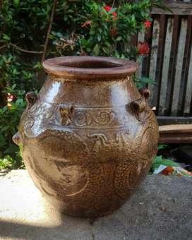 Guci Naga Dinasty Ming Tua
