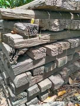 Jual kayu ulin kalimantan