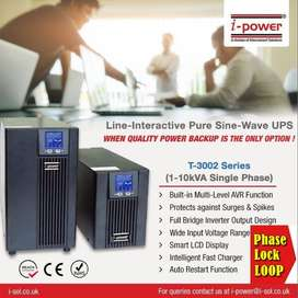 ATM Power Solutions / Protections UPS 5KVA Line Conditioner