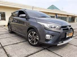 Toyota Yaris Heykers 2017 Nopol Ganjil Antik