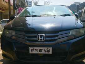 Honda city (Ivtec) 2009, CNG, Black, Good condition. 245000/-
