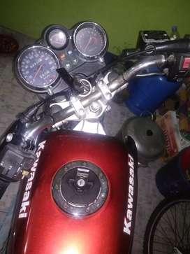 Kawasaki ninja ss 2011