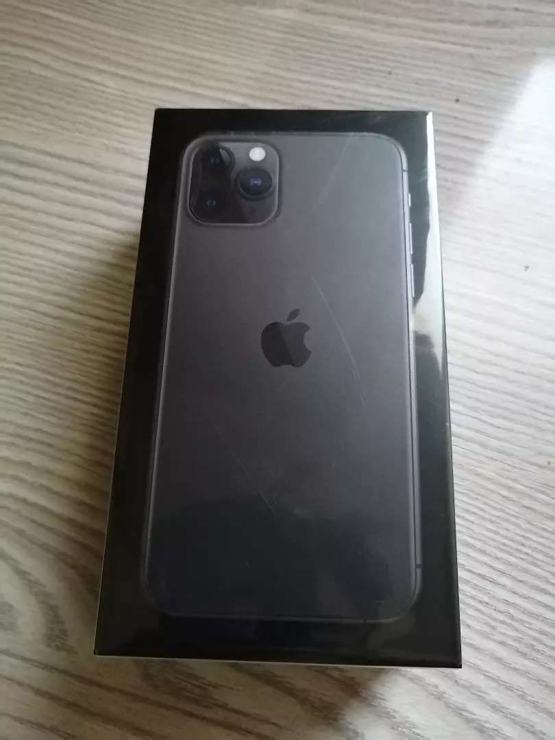 IPhone 11 Pro Box Packed 64 Gb PTA Approved 0