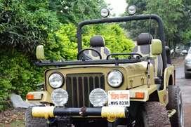 Mahindra LMV Jeep