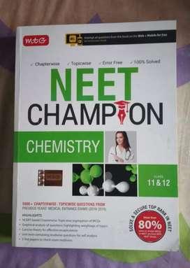 MTG Neet Champion Chemistry ( New Edition)