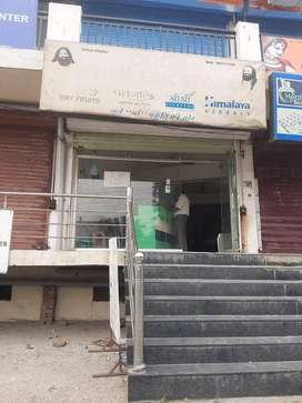 Mdda approved shop vasant vihar in 75 lacs