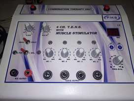 Combination Therapy Unit | Muscle Simulator | Physiotherapy at home