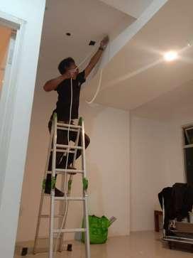 Jasa pasang instalasi listrik harga terjangkau garansi