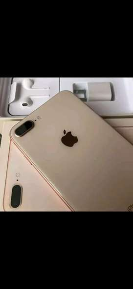 Sale my I phone 8 plus best condition 6 months old