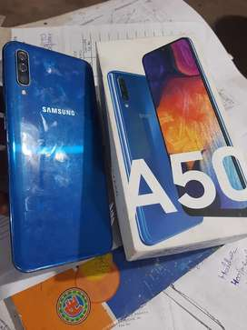SAMSUNG A50 (urgent sale)