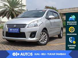 [OLX Autos] Suzuki Ertiga 1.4 GX A/T 2013 Abu-abu