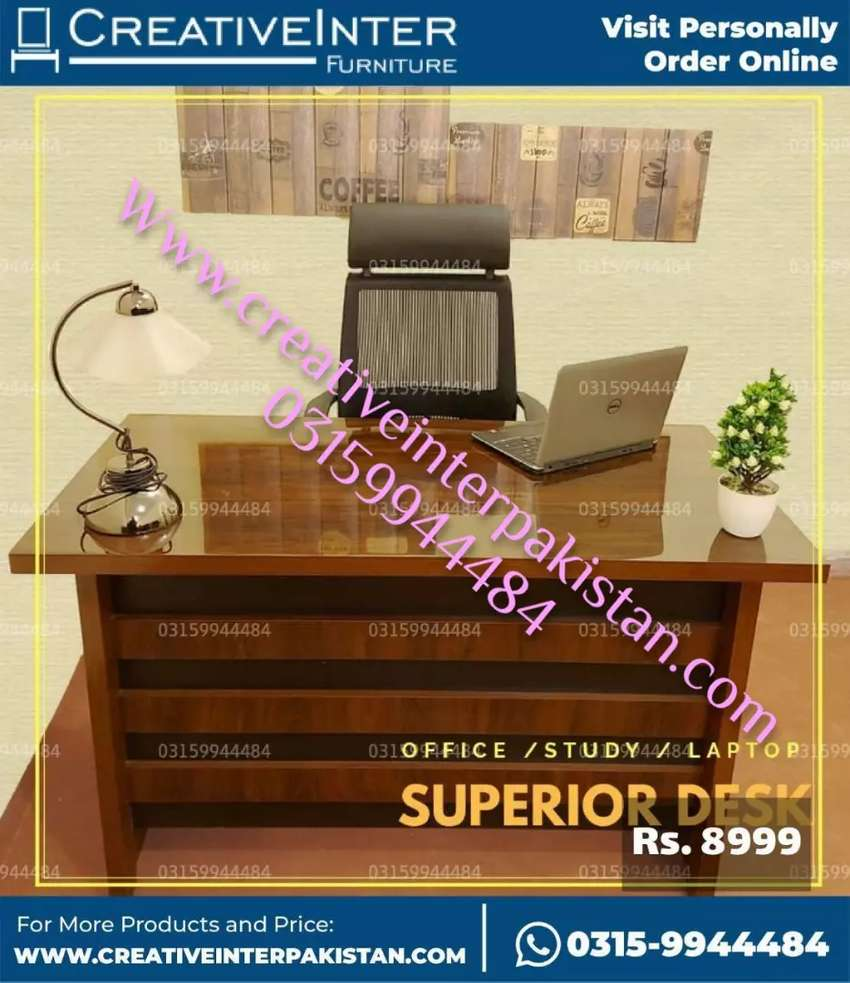 Office table mega sale chair Computer study workstation laptop sofa