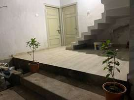 2 BEDROOMS, 1 DRAWING ROOM NEWLY BUILT WELL FURNISHED HOUSE.